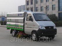 Dongyue ZTQ5030TSLSCF27D street sweeper truck