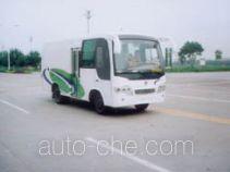 东岳牌ZTQ5040XXY型厢式运输车