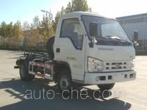 Dongyue ZTQ5040ZXXBJF26D detachable body garbage truck