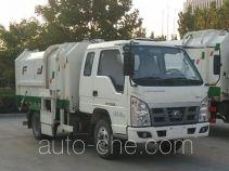 东岳牌ZTQ5040ZZZBJF30D型自装卸式垃圾车
