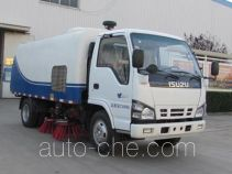 Dongyue ZTQ5070TSLQLG34D street sweeper truck