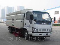 东岳牌ZTQ5070TXSQLG38E型洗扫车