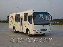 Dongyue ZTQ5070XXY box van truck