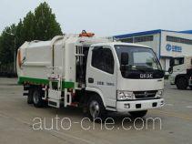 Dongyue ZTQ5070ZZZE6G33E self-loading garbage truck