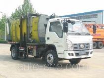 东岳牌ZTQ5080TCABJG34D型餐厨垃圾车