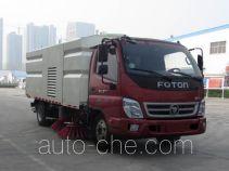 Dongyue ZTQ5080TXSBJH38E street sweeper truck