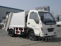 Dongyue ZTQ5080ZYSBJG34D garbage compactor truck