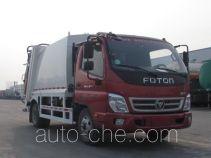 Dongyue ZTQ5080ZYSBJH34E garbage compactor truck