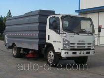 东岳牌ZTQ5101TXSQLI42D型洗扫车