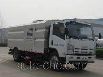 东岳牌ZTQ5101TXSQLY42D型洗扫车