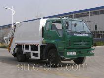 东岳牌ZTQ5120ZYSBJH37D型压缩式垃圾车