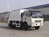 东岳牌ZTQ5120ZYSE5H38D型压缩式垃圾车