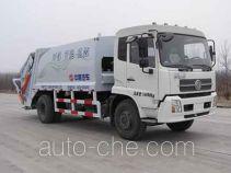 东岳牌ZTQ5141ZYSE1J45型压缩式垃圾车