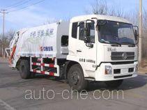 东岳牌ZTQ5160ZYSE1J38型压缩式垃圾车