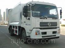东岳牌ZTQ5160ZYSE1J38E型压缩式垃圾车