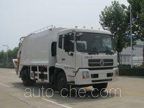 东岳牌ZTQ5161ZYSE1J38D型压缩式垃圾车