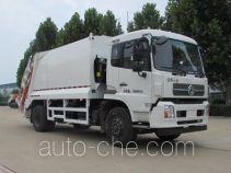 东岳牌ZTQ5161ZYSE1J45DL型压缩式垃圾车