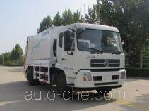 东岳牌ZTQ5180ZYSE1J45E型压缩式垃圾车