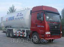 东岳牌ZTQ5250GFLZ5M46型粉粒物料运输车