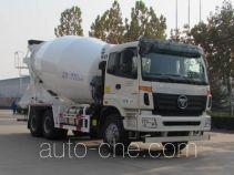 Dongyue ZTQ5250GJBB1N43D concrete mixer truck