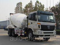 东岳牌ZTQ5250GJBB1N43D型混凝土搅拌运输车
