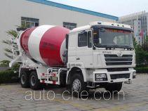 东岳牌ZTQ5250GJBS2T40D型混凝土搅拌运输车