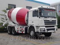 Dongyue ZTQ5250GJBS2T43D concrete mixer truck