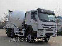 东岳牌ZTQ5250GJBZ7N38D型混凝土搅拌运输车