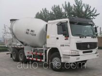 东岳牌ZTQ5250GJBZ7N43型混凝土搅拌运输车