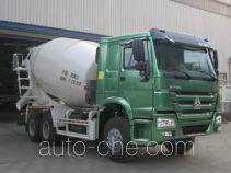 东岳牌ZTQ5250GJBZ7T40DL型混凝土搅拌运输车