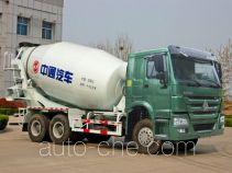 东岳牌ZTQ5250GJBZ7T43D型混凝土搅拌运输车