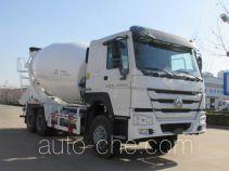 东岳牌ZTQ5250GJBZ7T43DL型混凝土搅拌运输车