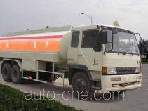 Dongyue ZTQ5250GJY fuel tank truck