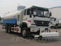 东岳牌ZTQ5250GSSZ1N43D型洒水车
