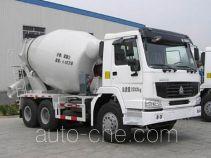 东岳牌ZTQ5252GJBZZ740N型混凝土搅拌运输车