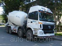 东岳牌ZTQ5310GJBB1S30DL型混凝土搅拌运输车