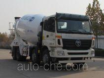 东岳牌ZTQ5310GJBB1S36D型混凝土搅拌运输车