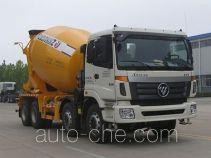 东岳牌ZTQ5310GJBB1T30D型混凝土搅拌运输车