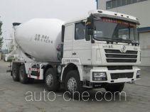 东岳牌ZTQ5310GJBS2T34D型混凝土搅拌运输车