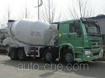 东岳牌ZTQ5310GJBZ7T36D型混凝土搅拌运输车