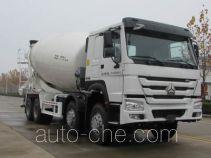 东岳牌ZTQ5311GJBZ7T36D型混凝土搅拌运输车