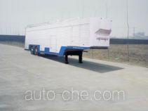 东岳牌ZTQ9161TJ型车辆运输半挂车