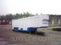 Dongyue ZTQ9180TJ vehicle transport trailer