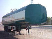 东岳牌ZTQ9340GJY型加油半挂车