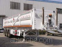 Dongyue ZTQ9370GGYQD high pressure gas long cylinders transport trailer