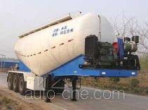 东岳牌ZTQ9400GFL100V型粉粒物料运输半挂车