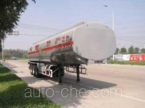 Dongyue ZTQ9400GHY chemical liquid tank trailer