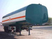 东岳牌ZTQ9400GYY型运油半挂车
