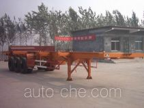 Dongyue ZTQ9400TJZ container transport trailer