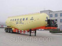 东岳牌ZTQ9401GFL130W型粉粒物料运输半挂车